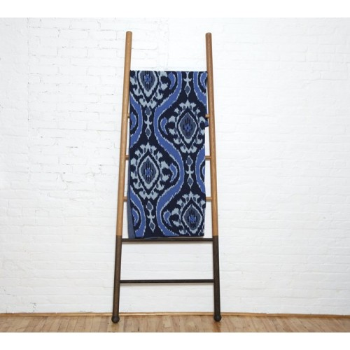 Eco Ikat Throw