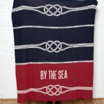 Eco Rope Personalized Throw