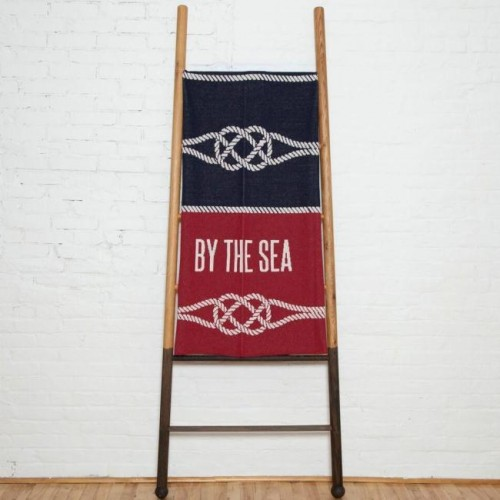 Eco By the Sea Throw
