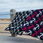 Eco Anchors Away Throw