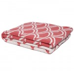 Eco Fish Scale Reversible Throw