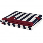 Eco French Stripe Throw